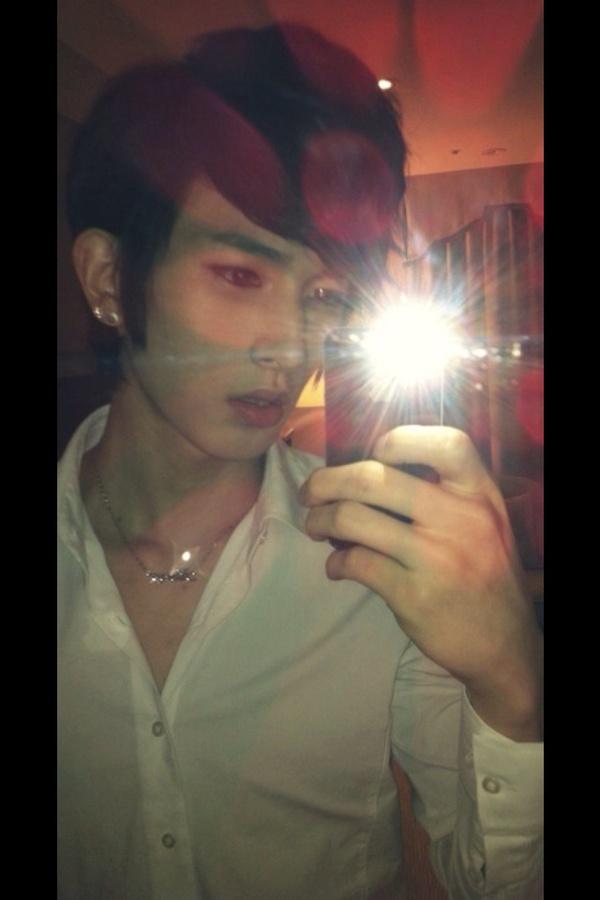 U Kiss Persian Hottest Kiseop's Twitter Upd...